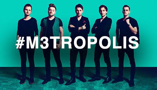 M3tropolis - Nieboskłon na setkę