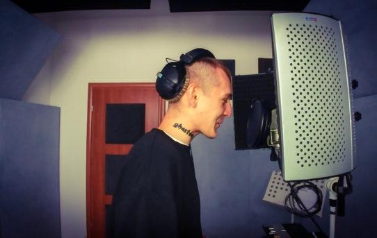 Sesja nagraniowa w Studiu Nagraniowym ARD