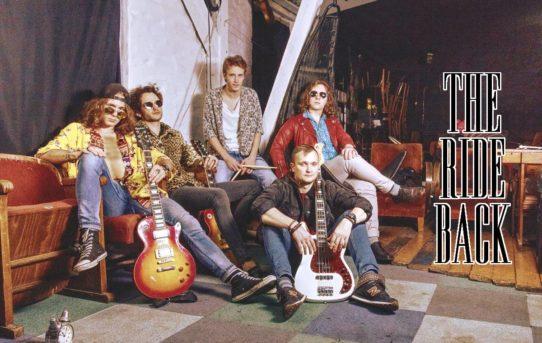 The Ride Back - Firebird - nagranie zrealizowane ze słuchaczami ARD