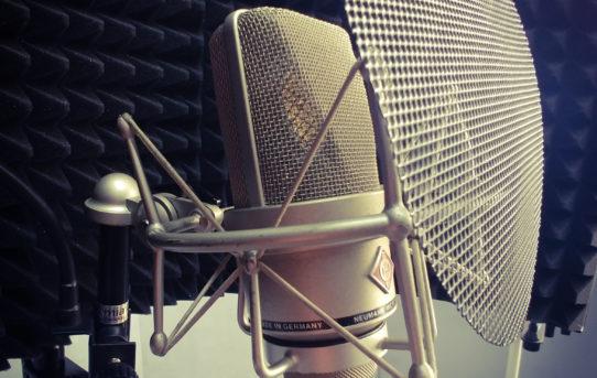 Zajęcia ze słuchaczami Akademii Realizacji Dźwięku